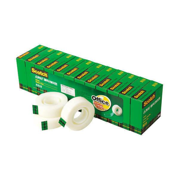 (현대Hmall)스카치 매직테이프(810R-12 오피스팩/3M)