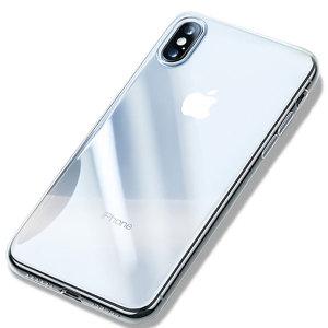 제로스킨 아이폰XS 맥스 시그니처6 투명 하드케이스