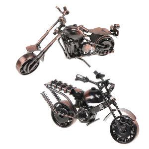 철제 미니어처 오토바이 소형 인테리어소품 장식소품