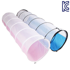 KDS 투명 터널놀이 (Large) 접이식 KC인증