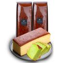 경성명과 수제 스폰지케익 + 녹차스폰지케익