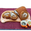 경성명과 수제 호두 롤 케이크