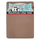 묘심 고양이화장실 모래매트 대형 베이지 75X56cm