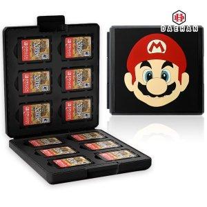 닌텐도 스위치 카트리지 게임팩 케이스-마리오 ND-105