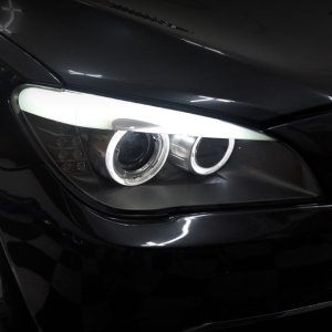 BMW 7시리즈 LED 80W 링마커 램프 엔젤아이 F01 F02