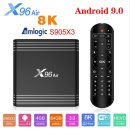 X96 Air905X3스마트 tv박스/셋톱박스Android9.0 2+16G