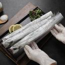 국내산 목포 싱신한 손질 먹갈치 5미 450g 30~33cm