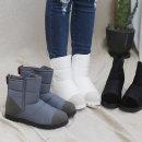 여성 털신발 패딩부츠 털부츠 방한화 겨울신발 로아비