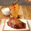 수미푸드몰 단풍 콩잎 장아찌 김치 1kgx2개 /무료배송