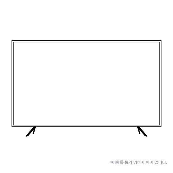 (현대Hmall)전국무료배송 삼상전자 138cm UHD TV 55인치 KU55UT7000FXKR