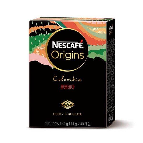 네스카페 오리진스 콜롬비아 1.1gx40T 네슬레