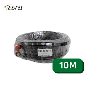 10M 동축전원일체형 CCTV 케이블 HD-SDI