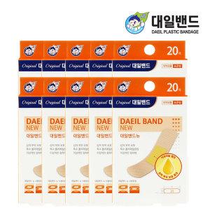 대일밴드 뉴 표준 20매 x10 - 상품 이미지