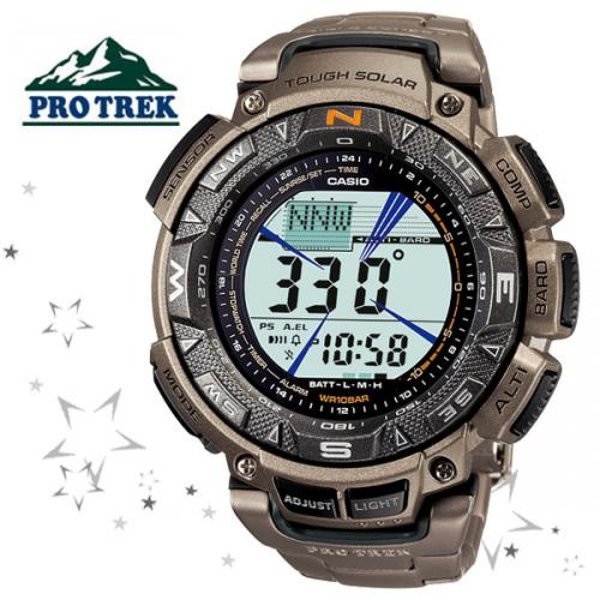 PRG-240T-7 7D 7DR 아웃도어 등산시계(스타샵)