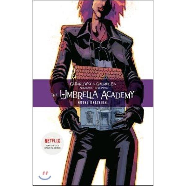 Umbrella Academy Volume 3: Hotel Oblivion  Gerard Way
