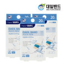 대일밴드 아쿠아뉴 표준 20매 x3팩