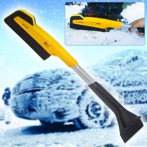 차량용 눈 성애 성에 얼음 쌓임 치우기 제거기