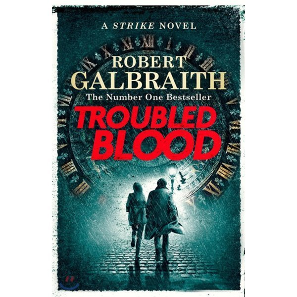 Cormoran Strike  05 : Troubled Blood  Robert Galbraith
