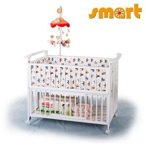 보니스마트아기침대 (안전도어시스템)