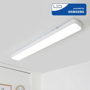 LED주방등 LED거실등 식탁등 등기구 주방조명 50W 삼성