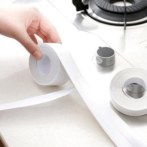 곰팡이 방지 방수테이프 1+3 세트 다용도 욕실보수