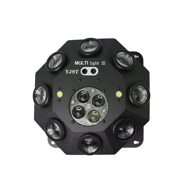 멀티라이트3/레이저 싸이키 패턴 컬러 LED 특수조명