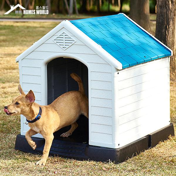 426 애견하우스 개집 강아지 야외 실외 대형견
