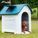 419A 애견하우스 개집 강아지 야외 실외 대형견