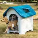 403TC 애견하우스 개집 강아지 야외 실외 대형견