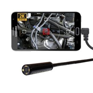 500만화소 자동초점 스마트폰 내시경카메라 녹화 배관