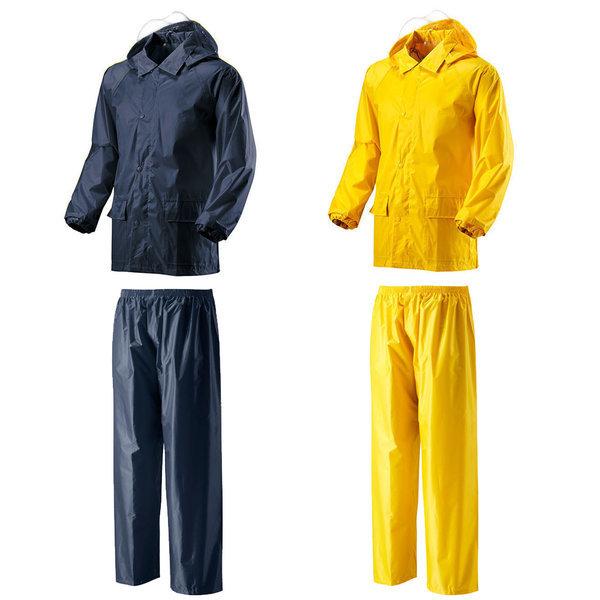 알뜰 작업용우의 방수비옷 우비 우의 비옷 성인 WKR-22