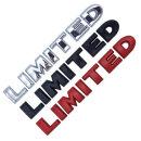 리미티드 에디션 엠블럼 스티커/레터링 137mm B형