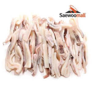 오징어채 500g 진짜오징어로 약품처리없이 HACCP 생산
