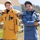 캐나다 키즈 어린이패딩 오리털롱패딩 겨울점퍼L3