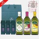올리타리아 설 추석선물 올리브+포도+해바라기 1L 3종