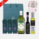 올리타리아 설 추석 선물 올리브+발사믹+트러플 세트