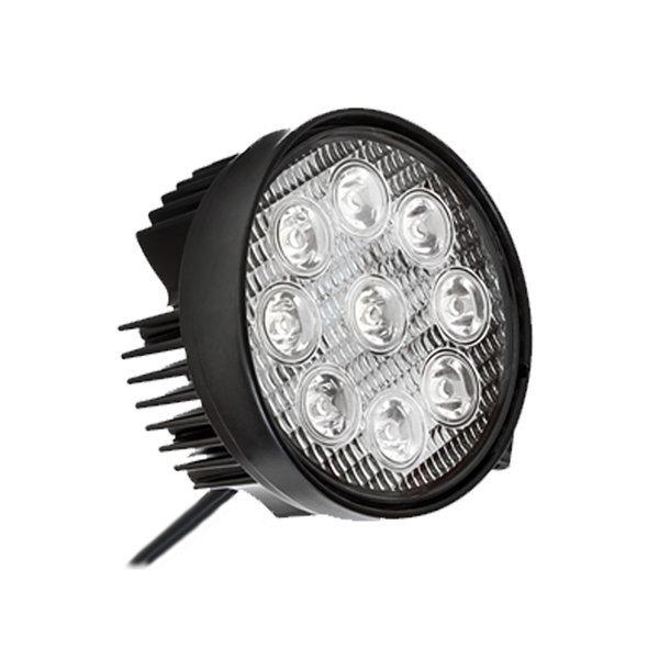LED 원형 써치라이트 27W 30도 하얀빛