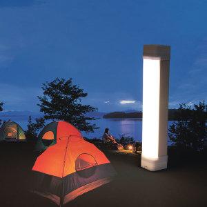 충전식 LED캠핑랜턴 작업등 보조배터리 LED후레쉬 12W