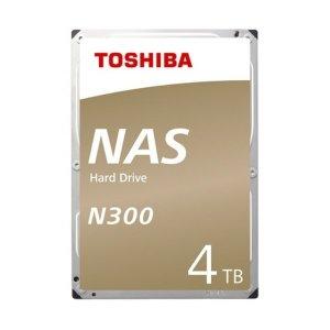 (gk)Toshiba 4TB N300 HDWQ140 (SATA3/7200/128M)