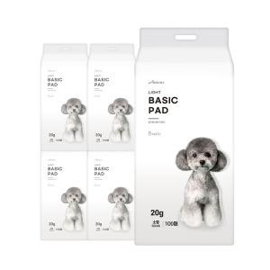 국산 절약형 패드 400매 강아지/애견/배변/용품/20g