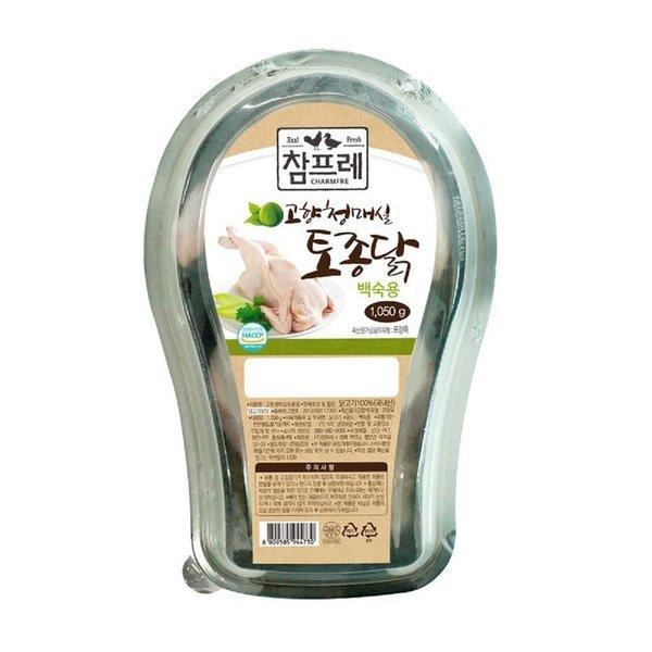 백숙용토종닭_1050 g이상 마리