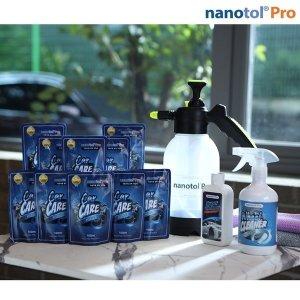 nanotol Pro 나노톨 자동차용 광택 세정제 카 케어