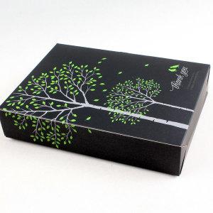 종이케이스 선물 포장박스 타올 답례품상자 (땡큐/대)