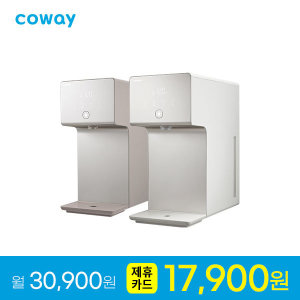 렌탈 아이콘 정수기 CP-7210N (3년/자가관리/냉정)