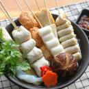 수미푸드 수제 부산 어묵 어묵탕 야채사각450g+소스