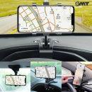 OMT 360도회전 계기판 선바이저 핸드폰 거치대OSA-H8