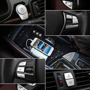 BMW 5시리즈 F10 파킹스위치 실내 인테리어 몰딩 용품