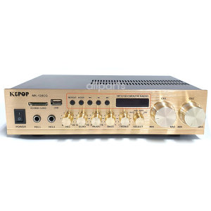 MK-120CG 블루투스 USB 앰프 100W 스테레오 방송 매장