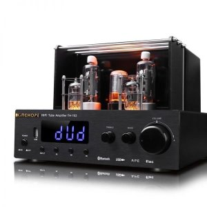 KINGHOPE TH-102 블루투스 진공관 앰프 100W+100W