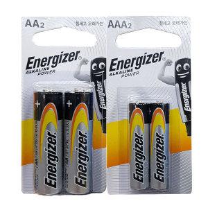 에너자이저건전지 AA형40알/무료배송/듀라셀/벡셀
